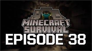 Minecraft Survival - Grand Entrance (S06E38)