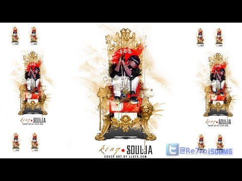 New Music: Soulja Boy * Trap Swag #KingSouljaMixtape
