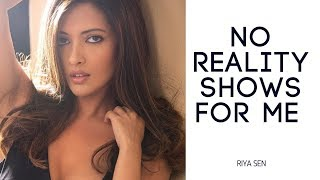 I am not bold but very shy: Riya Sen I Exclusive I TellyChakkar - TELLYCHAKKAR