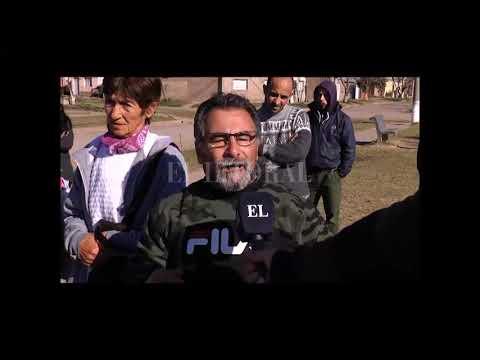VECINOS DE PUNTA NORTE RECLAMAN M�S SEGURIDAD PARA EL BARRIO