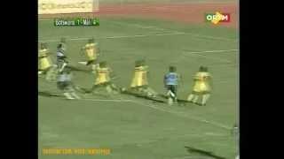 BOTSWANA VS MALI - 1-4 HIGHLIGHTS