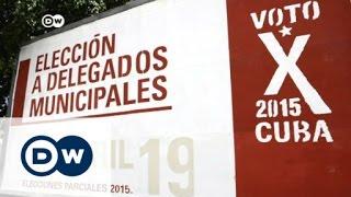 Government opponents run in Cuban municipal elections | Journal - DEUTSCHEWELLEENGLISH