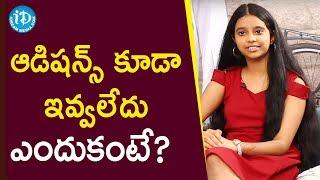 నేను ఆడిషన్స్  కూడా ఇవ్వలేదు ఎందుకంటే? - Tulya Jyothi || Boy Movie Team || Talking Movie With iDream - IDREAMMOVIES