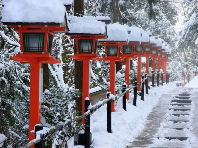 Essences of Winter in Japan -- HD version --