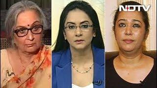 जेसिका की बहन सबरीना ने मनु शर्मा को माफ किया - NDTV