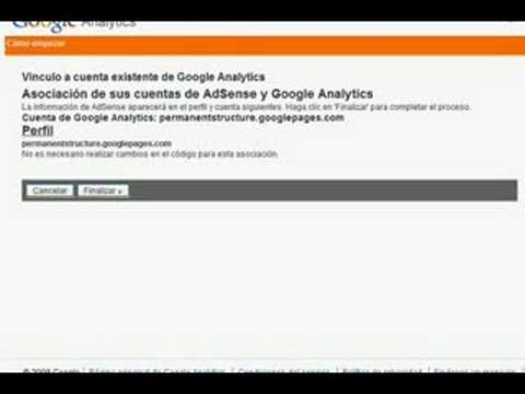 Cómo integrar Adsense y Google Analytics