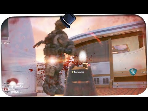 Call of Duty Black Ops 2 Gameplay | Let's Play - BONUS-GAME mit Zombey 2/3 - auf gamiano.de