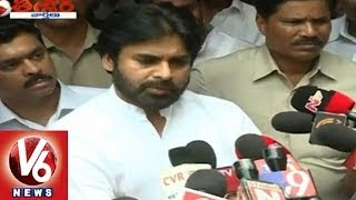Pawan Kalyan Ignores JP and Takes an U turn - Teenmaar News - V6NEWSTELUGU