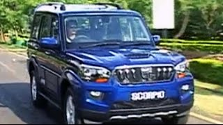 Raftaar's review of the Mahindra Scorpio facelift - NDTVINDIA