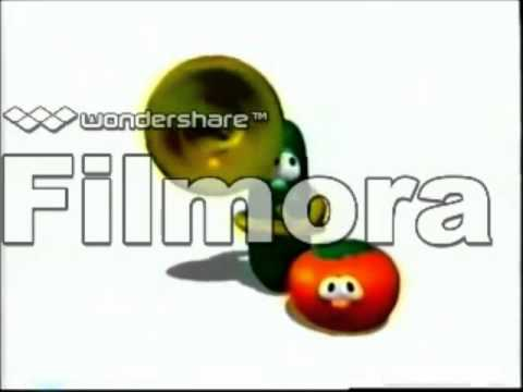 Opening to veggie tales madame blueberry 2000 vhs everland