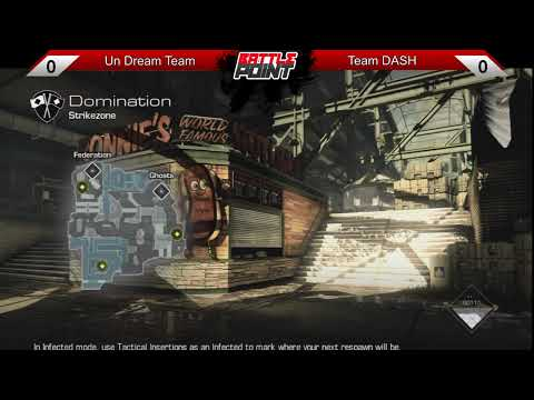 Un Dream vs DASH Bulls - Map1 Final Torneo BP 4vs4 19-Abril-2014