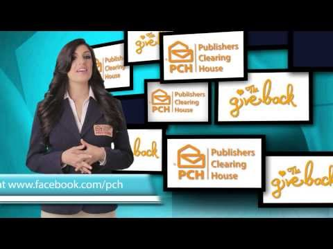 Danielle Lam Shows You How To Vote in the PCH Give Back