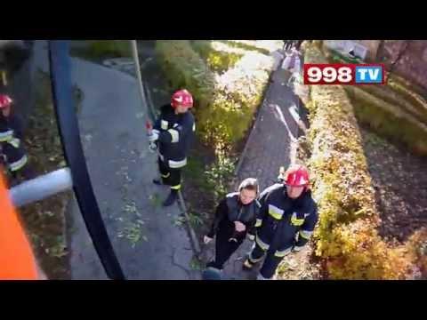 Niesamowita akcja strażaków
