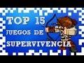 Top-15 Juegos de Supervivencia para PC/ Survival Games PC.