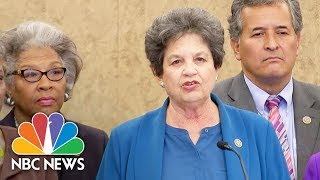 Democrats Call For Investigation Of Sexual Misconduct Against President Donald Trump | NBC News - NBCNEWS