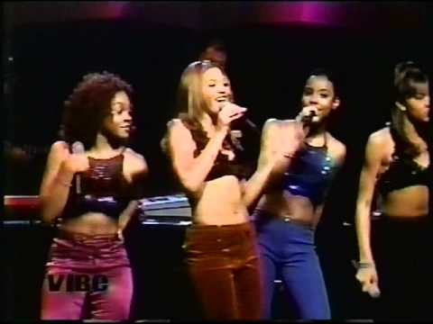 Destinys Child - No No No (Live on The Sinbad Show)