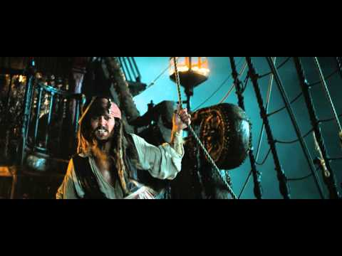 Pirates of the Caribbean: On Stranger Tides - Super Bowl TV spot