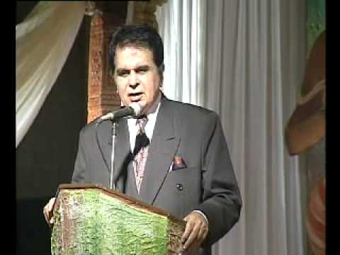 DILIP KUMAR, JAVED AKHTAR, Tribute to Lyrics Writer ANAND BAKSHI -21 july 1998