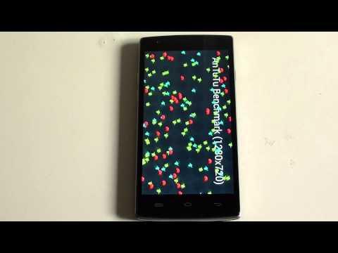 Ulefone Be Pro 64-bit Antutu Benchmark by GizChina.it