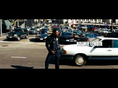 Chris Tucker Rush Hour 3 Traffic Dance