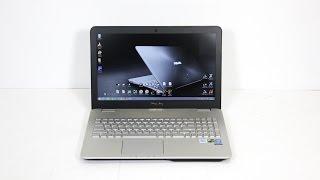Видео обзор ноутбука Asus N551JM