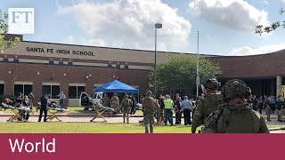Multiple people dead after school shooting in Texas - FINANCIALTIMESVIDEOS