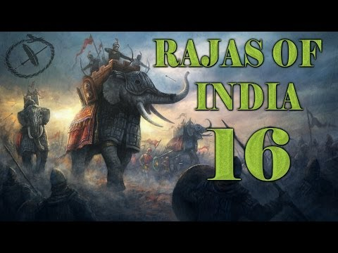 Crusader Kings II Die Einigung Indiens | Rajas of India 16 - Karnata (Deutsch/Let's Play)