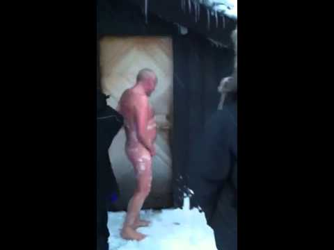 Steve cato naked in Sweden
