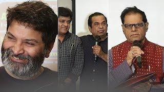 Hasya Nata Brahma Title Presentation Press Meet | Brahmanandam | Ali | TFPC - TFPC
