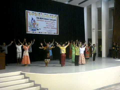 """AKING DASAL"" (Interpretative Dance by the Butuan Deaf Community)"