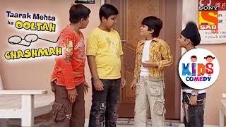 Tapu Sena Makes Fun Of Bhide | Tapu Sena Special | Taarak Mehta Ka Ooltah Chashmah - SABTV