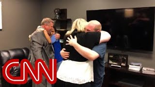Freed American prisoner back on US soil - CNN