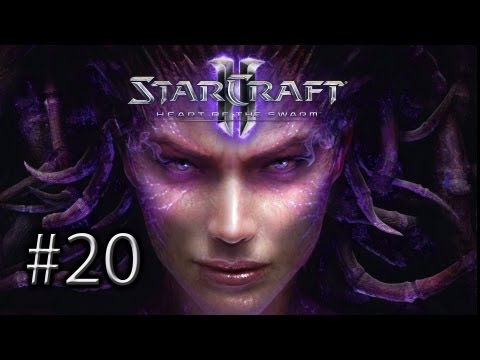 StarCraft 2 Heart of the Swarm: Last Mission, 20