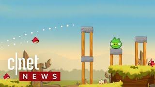 """Rovio plans IPO, Snapchat tests out """"crowd surf"""" - CNETTV"""