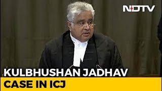 Pak Embarrassed To Disclose Charges Against Kulbhushan Jadhav, Says India - NDTV