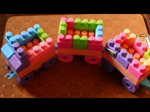 Kereta Api Lego