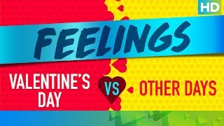Partners' Love For Each Other On Valentine's Day Vs. Other Days - EROSENTERTAINMENT