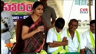 Collector Sweta Mohanty participated in Haritha Haram | Wanaparthy District | CVR News - CVRNEWSOFFICIAL
