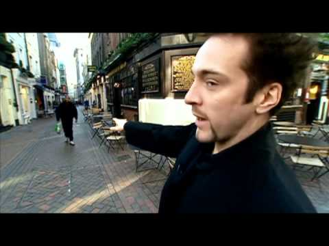 Derren Brown guesses professions