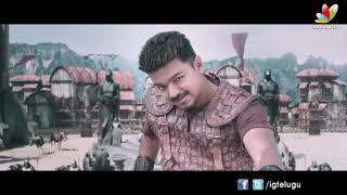 Puli Movie Making Video | Vijay, Sridevi, Sudeep, Shruti Haasan, Hansika Motwani - IGTELUGU