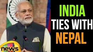 Statement by PM Modi at joint Press Meet with PM Oli of Nepal | Mango News - MANGONEWS