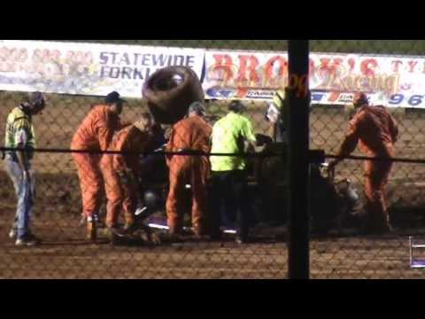 Sydney Speedway Crash Crew - Rockdog Racing Videos