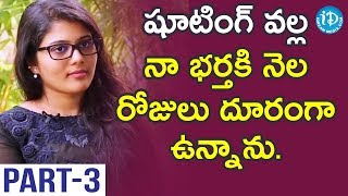 Fidaa Movie Actresses Sharanya Pradeep And Gayatri Gupta Interview Part #3 || Talking Movies - IDREAMMOVIES