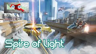Royalty Free :Spire of Light