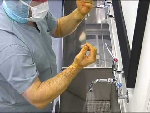 surgical hand scrubbing Facts on pathogens •the contribution of the surgical scrub is critical in reducing the incidence of operative wound infections •it is known that the individual person is the.