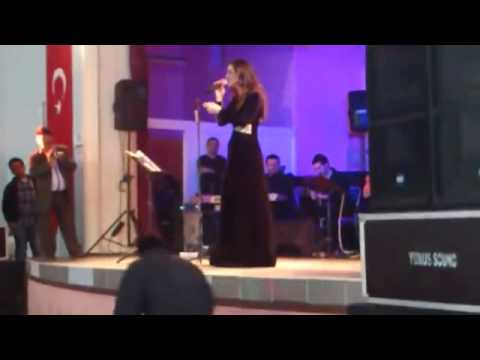 Sevcan ORHAN   Ah Neyleyim Gönül   Düziçi Konserinden   27 03 2013   YouTube