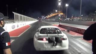 بالفديو.. استعراض سرعة لـ «تويوتا سوبرا» بحرينية