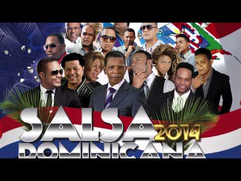 SALSA DOMINICANA MIX 2014 ► VIDEO HIT COMPILATION ► CHIQUITO TEAM BAND - JEHU EL REY - ALEX MATOS