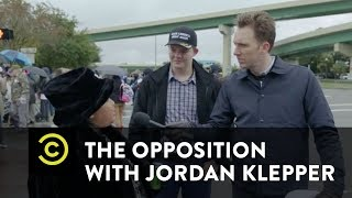 The Year of The Donald - The Opposition w/ Jordan Klepper - COMEDYCENTRAL