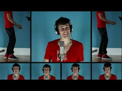 All Night Long - Demi Lovato - Mike Tompkins Cover - A Capella - Official - Feat. Timbaland